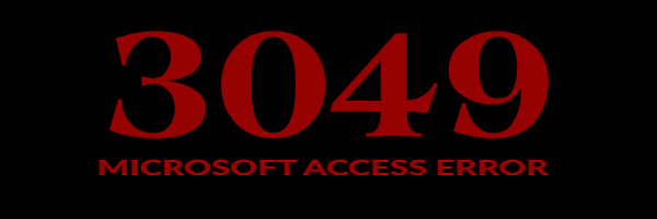 Quick Approach to Resolve Microsoft Access Database Error 3049
