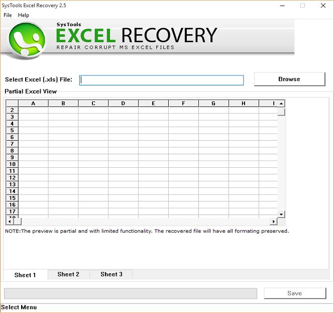 Excel Repair Toolbox v.3.0.15.0 keygen
